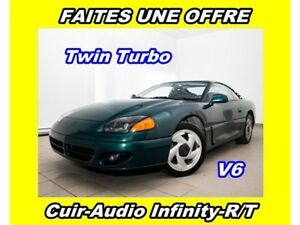 1994 Dodge Stealth R/T AWD *TWIN TURBO* V6  *AUDIO INFINITY ET P