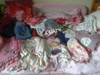 3-4/4-5 years girls clothes