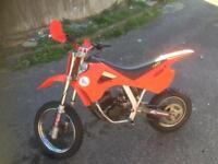 Lem lx3 50cc mini crosser dirt bike