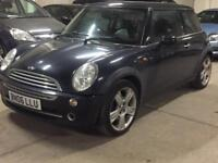 2006 MINI ONE 1.6 *SPARES/ REPAIRS* *ALLOYS* *BARGAIN* *H LEATHER*