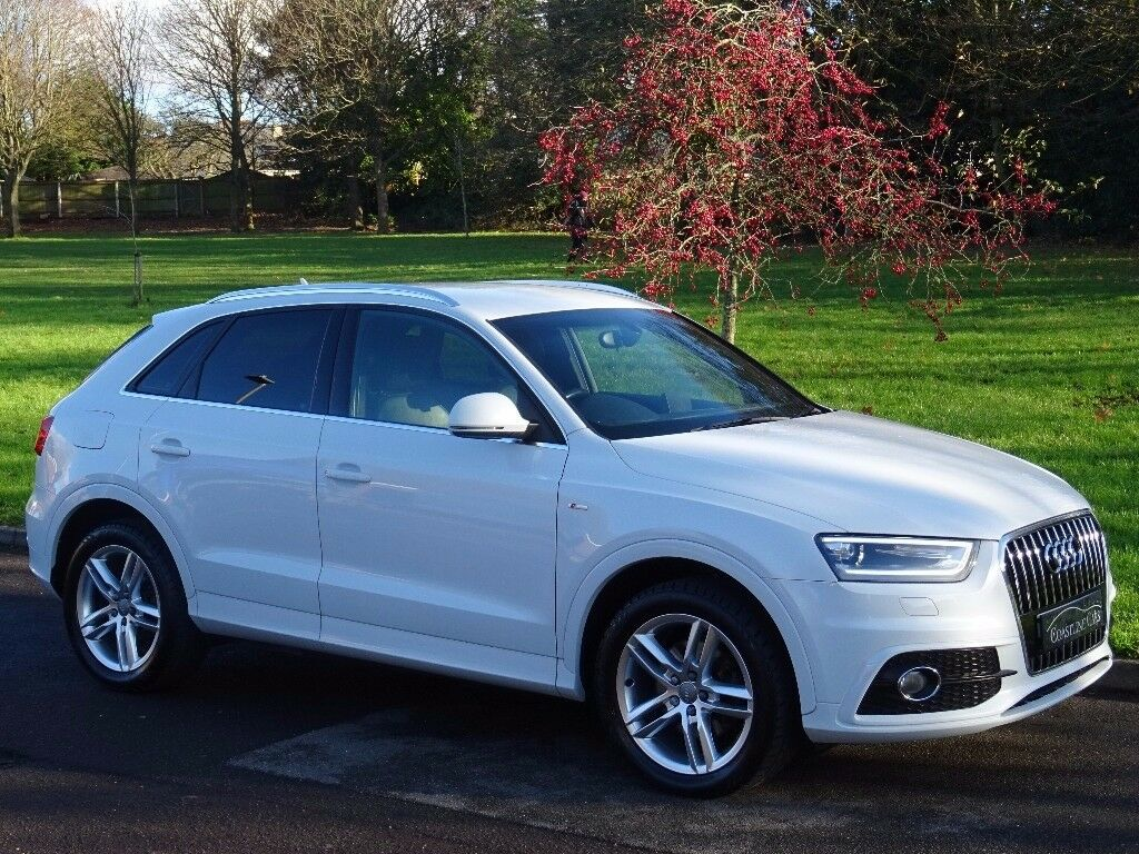 2012 audi q3 2 0 tdi s line s tronic quattro 5dr glacier. Black Bedroom Furniture Sets. Home Design Ideas