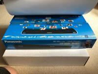 Panasonic 3D Blueray DVD media player DMP-BDT110