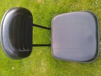 Golf buggy seat fits powerhouse pro and hillman buggys