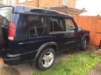 Land Rover TD5 Discovery