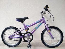 "FREE Bell with (2664) 16"" LIGHTWEIGHT Aluminium DAWES Boys Girls Bike Bicycle; Age: 5-7, 107-122 cm"