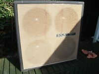 SOUND CITY QUAD SPEAKER 4X 100 WATT SPEAKERS