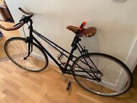 Second-hand single-speed bike in East London for sale
