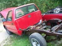 PARTING 1994 SS S-10 pick up 4.3l automatic or box $300.00 each