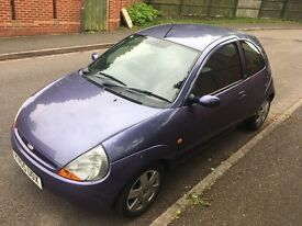 2006 Ford KA Collection MOT until January 2018