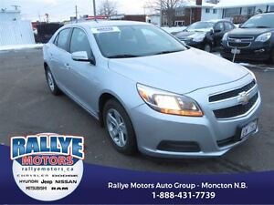 2013 Chevrolet Malibu LS! ONLY 53K! Trade-In! Save!