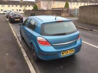 Vauxhall Astra 1.7 cdti diesel