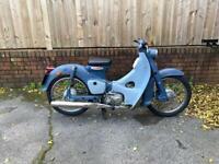 Honda c100 cub 1962. Like c50 c70 c90 etc
