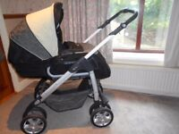 SILVER CROSS PRAM - EXCELLENT CONDITION