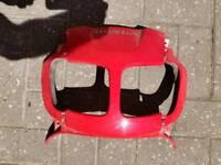 Honda vfr 750 headlight fairing cover