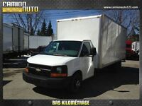 2005 Chevrolet EXPRESS CUBE CUBE 16 PIEDS