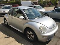 Volkswagen Beetle diesel. MOT. TAX 2005 Alloys