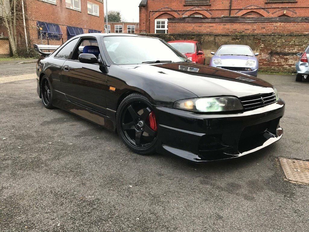 1994 nissan skyline r33 gtst modified drift track stanced coilovers 300 bhp in high wycombe. Black Bedroom Furniture Sets. Home Design Ideas