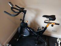 Exercise Bike - Horizon S3 Plus Flywheel