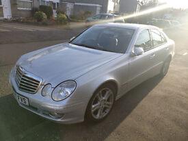 Mercedes-Benz E-Class, E320 Cdi Avantgarde Auto (Diesel/FSH)