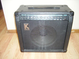 KUSTOM KLA40 LEAD AMPLIFIER