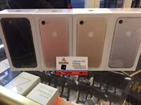 Iphone 7 32Gb Unlocked Brand new apple warranty