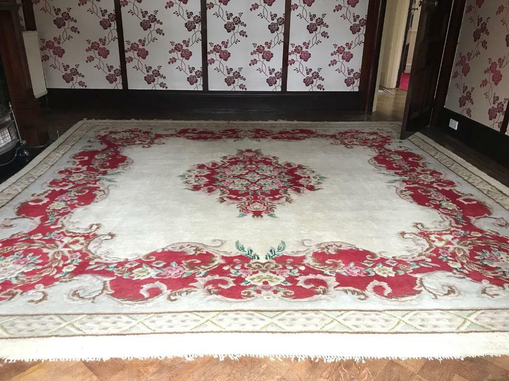 Extra Large Persian Rug Carpet In Enfield London Gumtree