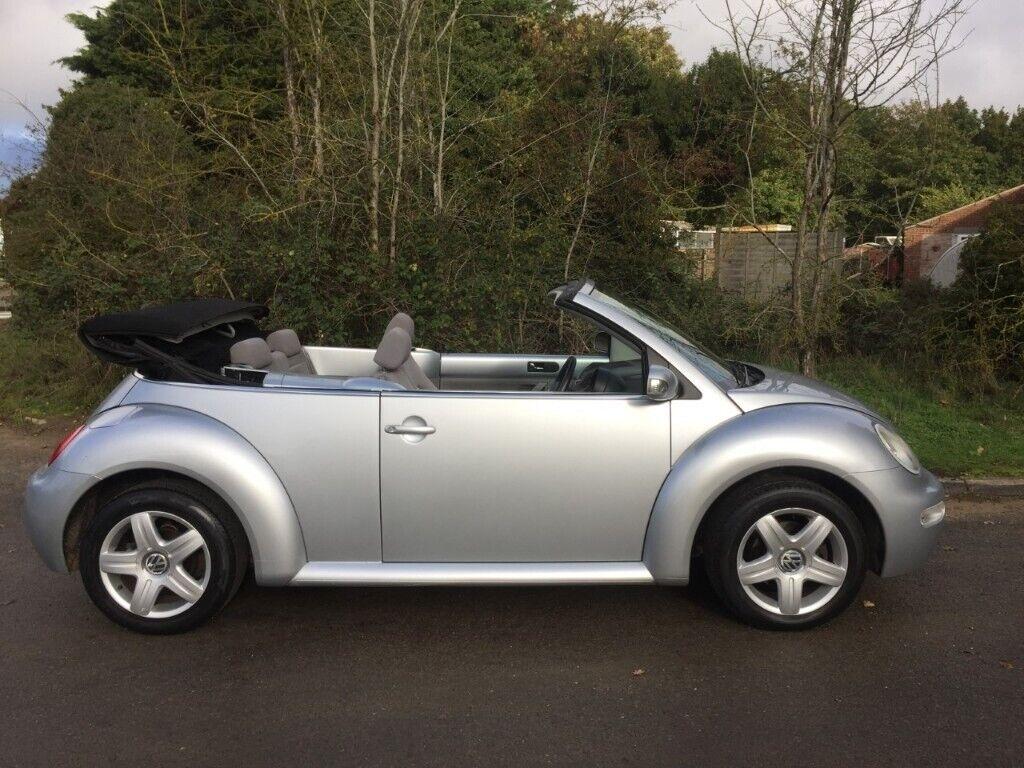 diesel volkswagen, beetle, convertible, full service
