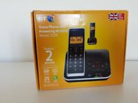 BT Home Phone with answering machines Xenon 1500 (2 phones)