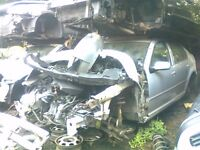 2002 VW BORA 1.6 PETROL Breaking ALL PARTS AVAILABLE