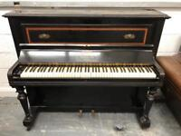 "***CAN DELIVER*** PRETTY AND small ""CHALLEN"" UPRIGHT PIANO *** CAN DELIVER***"