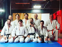 Jiu Jitsu classes in Central London - FIRST SESSION FREE - learn martial arts and get fighting fit