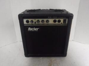 Rocker Guitar Amplifier RX-100. We buy and sell used goods. 14410