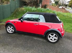 MINI Summer convertible