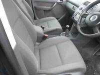 VW Touran MPV 7 Seater Estate, 1.9 TDi Diesel, 2004-54 plate