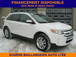 2013 Ford Edge SEL AWD CUIR TOIT OUVRANT CAMERA
