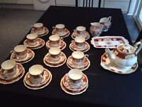 Royal Albert Country Roses Tea sets for sale