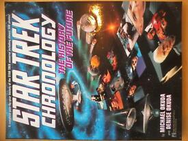 Star Trek Chronology Book