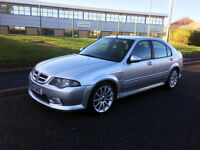 MG ZS 1.8 120, MOT October 2017,in GOOD CONDITON inside and out, Runs/Drives great, Rare car