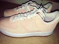 Nike Air Force ones size 6