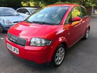 (55) Audi A2 1.4 TDI *DIESEL Special Edition -5 Door -Full Service History *Only £30 Tax -Lady Owner