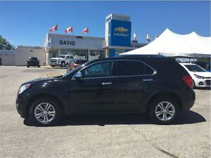 2011 Chevrolet Equinox 2LT FWD, LEATHER, REMOTE START, LOCAL TRD