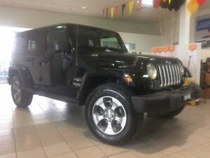 2016 Jeep WRANGLER UNLIMITED Sahara 2 TOITS 4X4