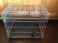Small Dog Crate- Ideal for Puppy Training or for Smaller Dog Breeds