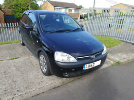 2002 Corsa Sxi 1.2 Spares and Repairs