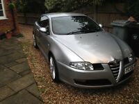 ALFA ROMEO GT 1.9JTD RARE FULL RED LEATHER