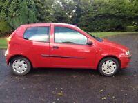 Fiat Punto petrol 2003
