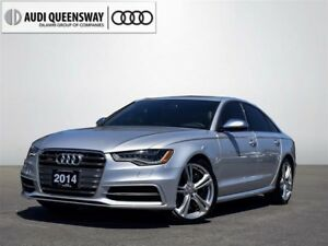 2014 Audi S6 4.0,Twin Turbo, Clean Carproof, Service Records