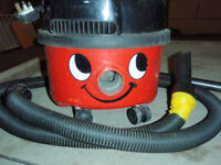 henry hoover great for builder joiner or car cleaners