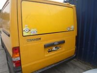 ford transit back door