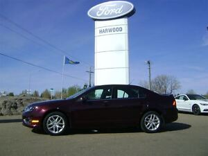 2011 Ford Fusion SEL LEATHER,MOONROOF